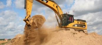 В Волгоградской области разрабатывают новое месторождение песчаника