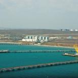 Порт Тамани возведут из местных стройматериалов