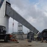 Рабочие начали монтаж оборудования на «Якутцементе»
