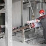 Подмосковный гипсовый завод запустил новое производство