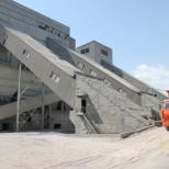 В России сократился выпуск стройматериалов