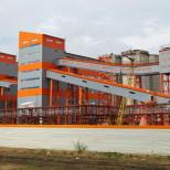 В Пикалевский цементный завод инвестируют восемь млрд рублей