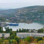 В Севастополе открыли новый бетонный завод