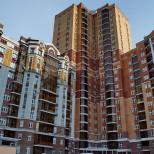 В «богатых» регионах растут объемы строительства