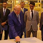 В Нижегородской области открыли завод изделий из ячеистого бетона