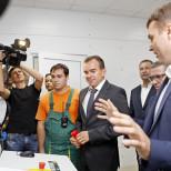 В Краснодарском крае открылся завод ячеистого бетона автоклавного твердения