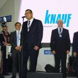Спад объемов производства Knauf в России составит 15 %