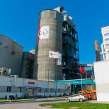 Беларусь поставила в Латвию аллергический цемент