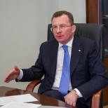 Михаил Скороход: в 2017 году потребление цемента вырастет на 3 %