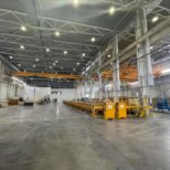 В Самарской области запустили завод строительных конструкций